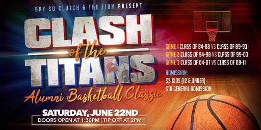 Clash of the Titans Alumni Basketball Classic