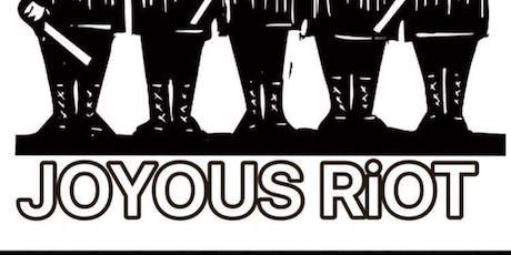 Joyous Riot w/ Dirty Ol Man & The Ratz tickets