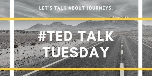 TED Talk Tuesday: Unusual Journeys