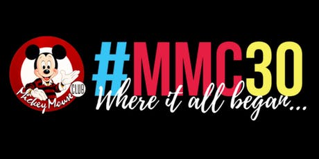 #MMC30: Join The Club & Get Limited Edition Mickey Mouse Club Merchandise! tickets