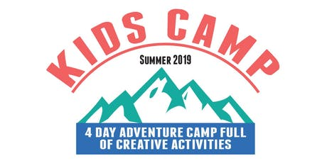 Kids Camp 2019 tickets