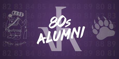 VHSS Rockin 80s Reunion biglietti