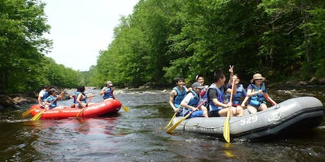 Rapid III Whitewater Rafting & Lunch $85 - 06/22/2019 Saturday tickets