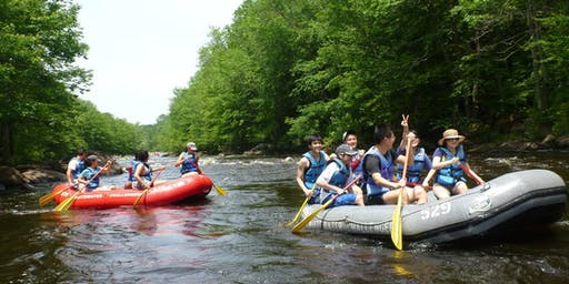 Rapid III Whitewater Rafting & Lunch $85 - 06/22/2019 Saturday
