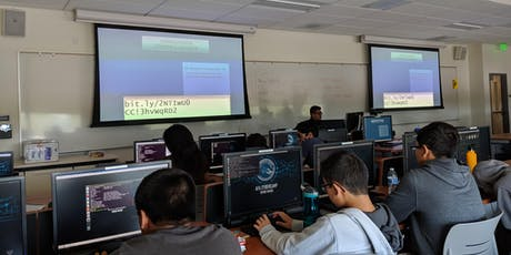 Free Introductory Summer CyberCamp for 6th-12th Graders - Cañada College tickets
