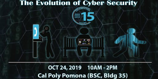 Cal Poly Pomona Cyber Security & Awareness Fair 2019