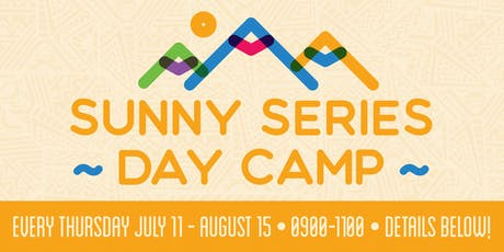 "Sunny Series: Social skills ""Day Camp"" tickets"
