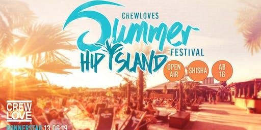 Summer Festival I Hip Island Heilbronn