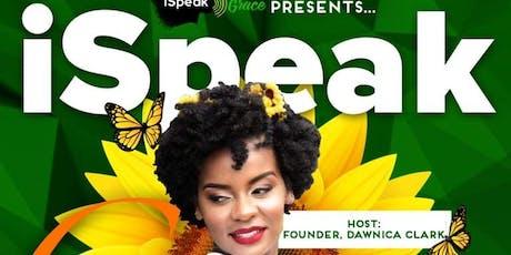 iSpeak Grace Launch Brunch tickets