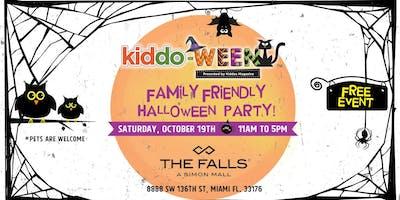 Kiddo-Ween Party at The Falls