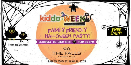 Kiddo-Ween Party at The Falls