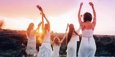 AWAKEN THE GODDESS WITHIN ~ Tulum Mexico Women's Yoga Retreat