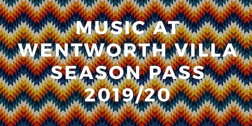 Season Tickets - 2019/20