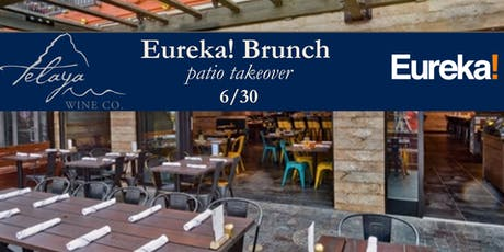 Eureka! Brunch Patio Takeover tickets