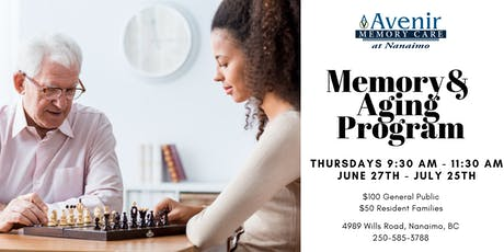 Memory & Aging Program tickets