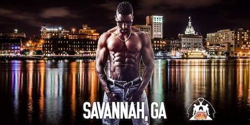 Ebony Men Black Male Revue Strip Clubs & Black Male Strippers Savannah, GA 8-10PM