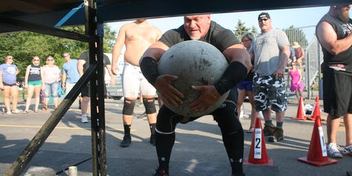 Michigan's Strongest Man and Woman 2019; YOUR Official Strongman Games Qualifier