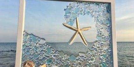 Framed Sea Glass Art tickets