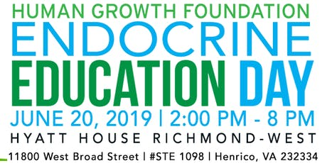 HGF Endocrine Education Day - Virginia tickets