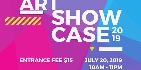 Birmingham Tech + Art Showcase tickets