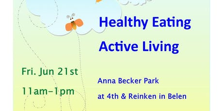 Healthy Eating, Active Living CRUNCH tickets