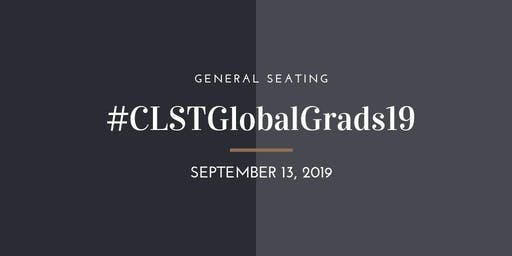 CLST Global Commencement - LIMITED GENERAL SEATING