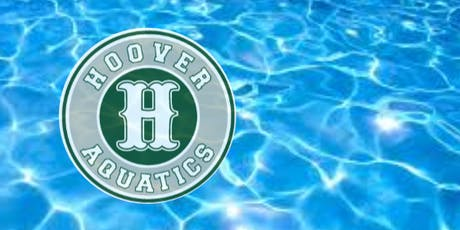 Hoover Aquatics Hall of Fame Banquet tickets