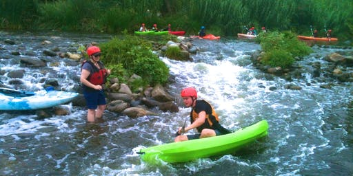 Los Angeles River Kayak Tours, 2019, Elysian Valley, select SAT'S.