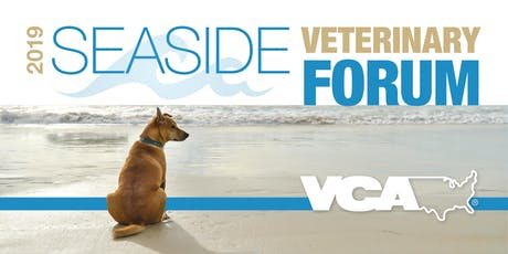Seaside Veterinary Forum 2019 tickets