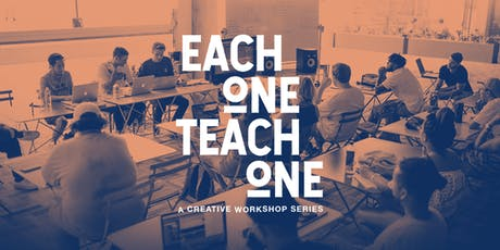 Each One Teach One: Design [COURSE] tickets
