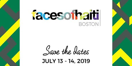Faces of Haiti-Boston Expo & Fair tickets