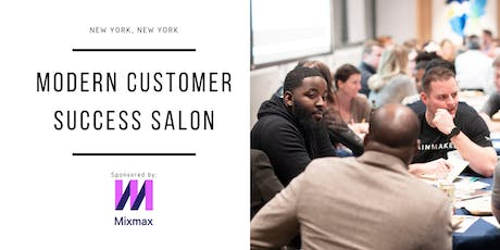 "Modern Customer Success Pro Salon - NY #1 - ""Repeatable Renewals & Upsells"" Night  tickets"
