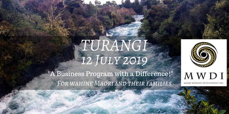 MWDI HineBoss - Turangi tickets