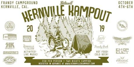Kernville Kampout 2019 tickets