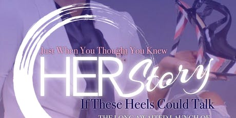 The Launching of In Her Shoes tickets