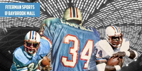 Earl Campbell Meet & Greet - Autograph Signing tickets