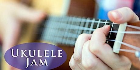 Ukulele Family Jam & sing tickets