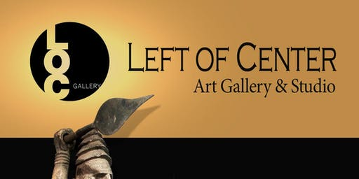 Tour the Left Of Center Art Gallery, the largest collection of African Art