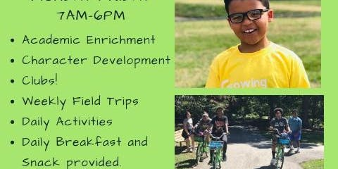 Growing the Distance Inc. Summer Camp
