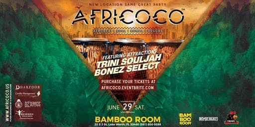 Africoco @ Bamboo Room