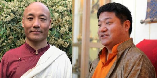 Daylong Meditation Retreat with Anam Thubten and Orgyen Chowang