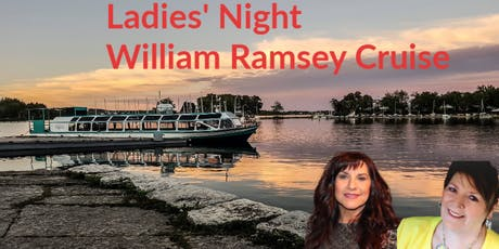 Ladies' Night William Ramsey Cruise tickets