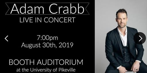 Adam Crabb in Concert
