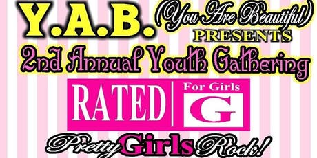 YAB (You Are Beautiful) tickets