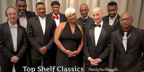Top Shelf Classics!  Angelicas Supper Club tickets