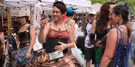 Coldwater Steampunk Festival tickets