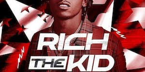 5/26 RICH THE KID LIVE @ UP & DOWN NYC MEMORIAL WEEKEND