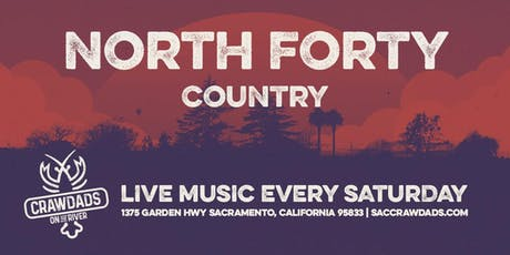NORTH FORTY - LIVE tickets