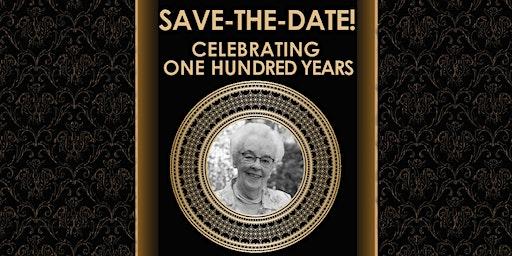 2020 Myra Clodius's Centennial Celebration - Honor Her Life Of Inspiring Others