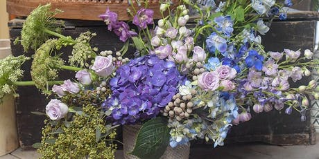 Summer Floral Workshop with Alison Whiteman tickets